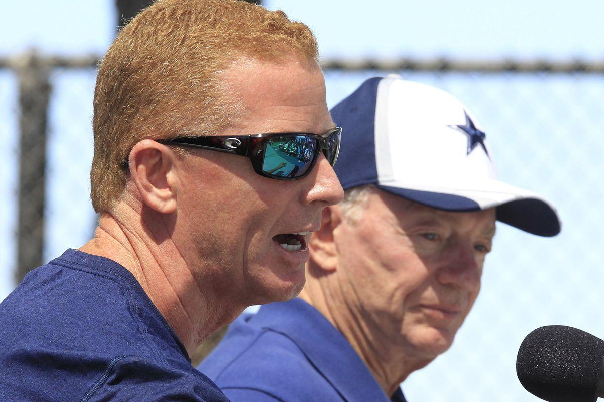 702968960f8 Cowboys hot topic: Will the Jerry Jones/Jason Garrett partnership finally  pay off?