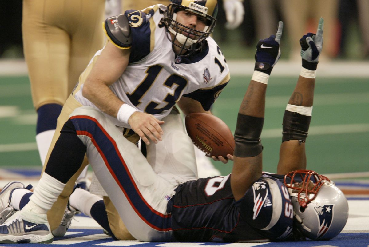 Super Bowl X McGinest