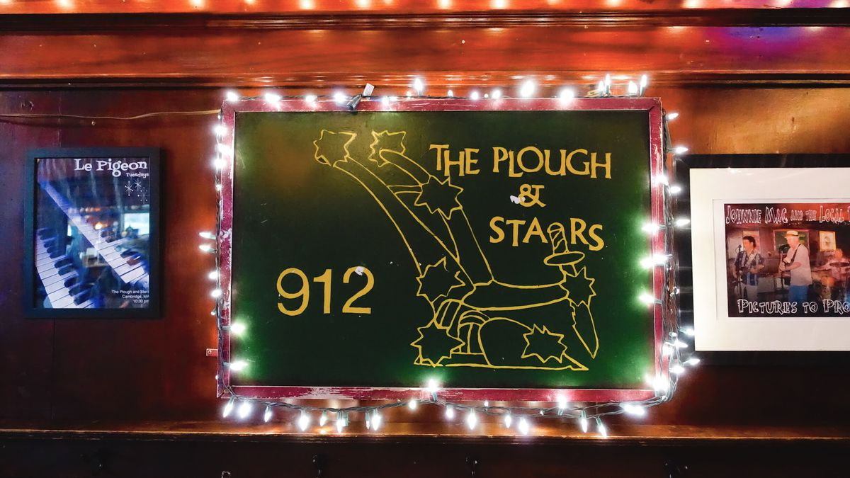 plough and stars