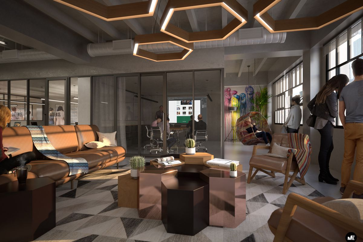 coworking space for weed businesses will open in downtown. Black Bedroom Furniture Sets. Home Design Ideas
