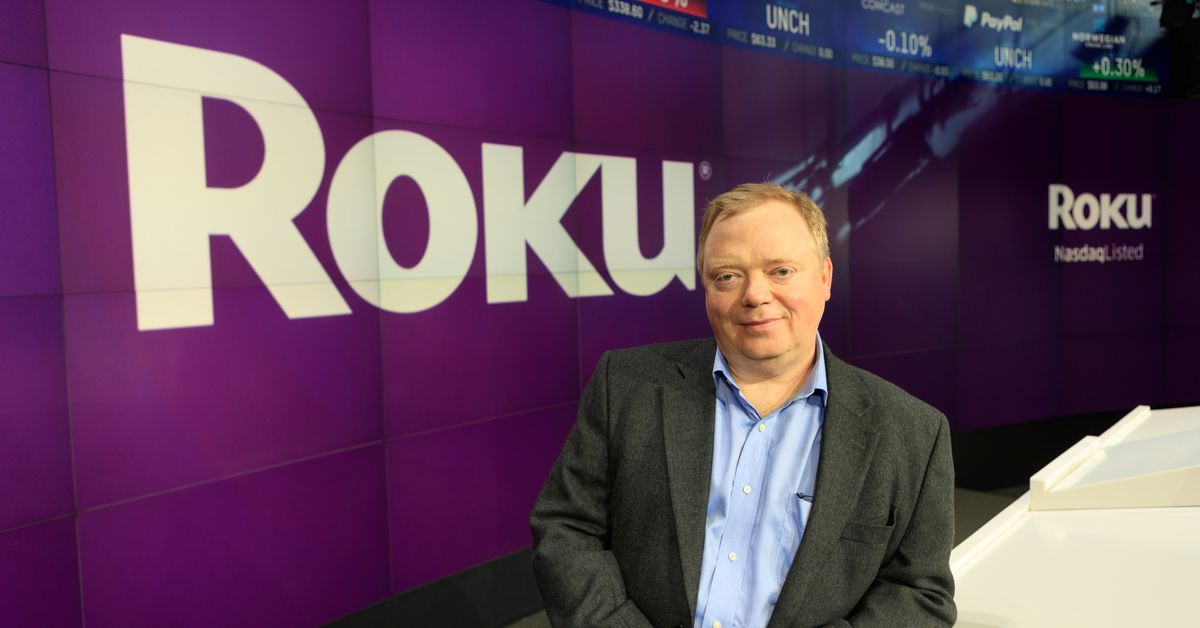 Why Roku isn't afraid of competition from Apple, Google and