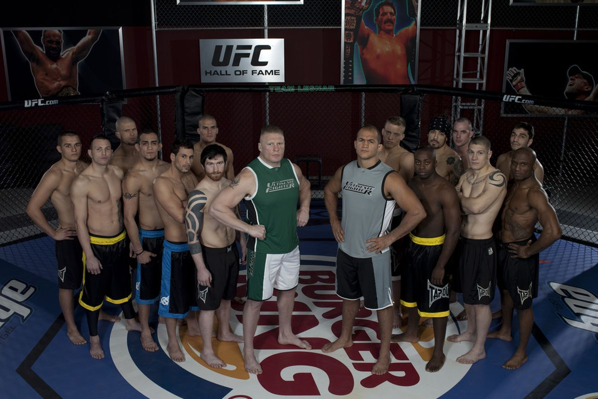 The Ultimate Fighter 13 Ratings: Episodes 1 Through 10 And Finale -  SBNation.com