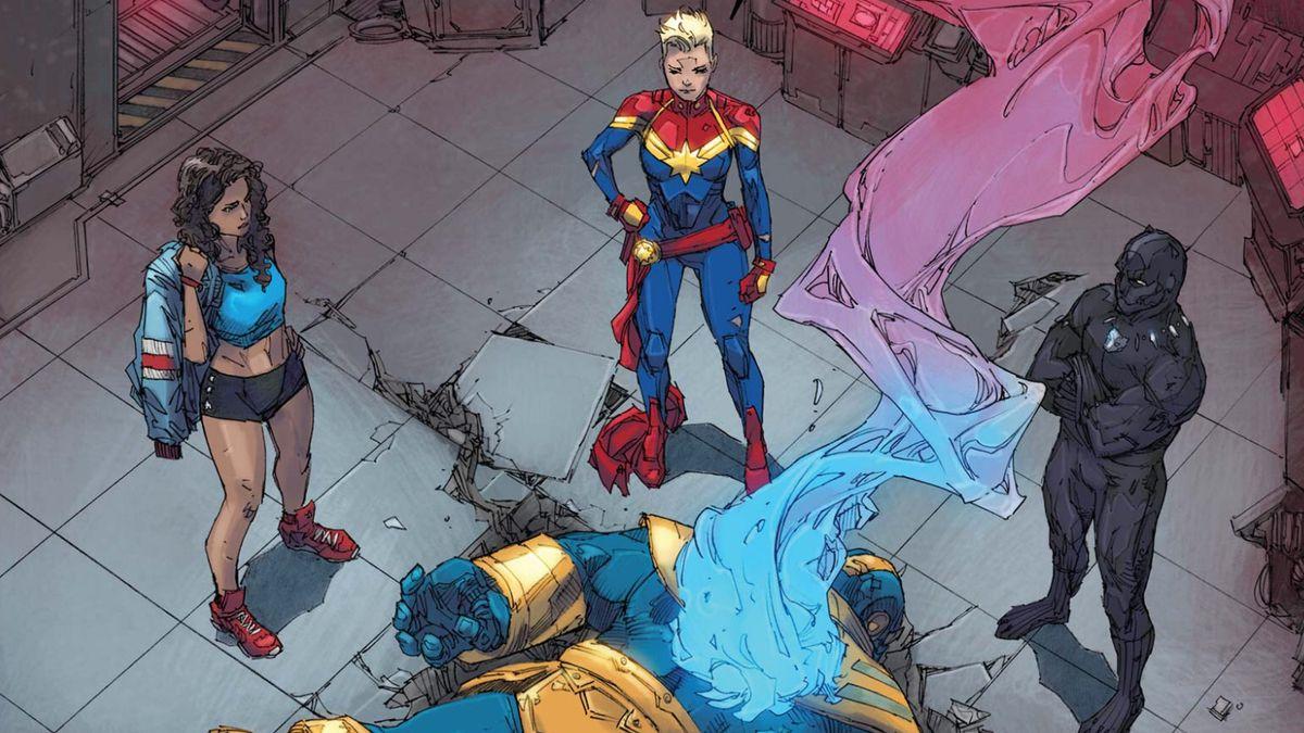 Ultimates #11, Marvel Comics (2016).