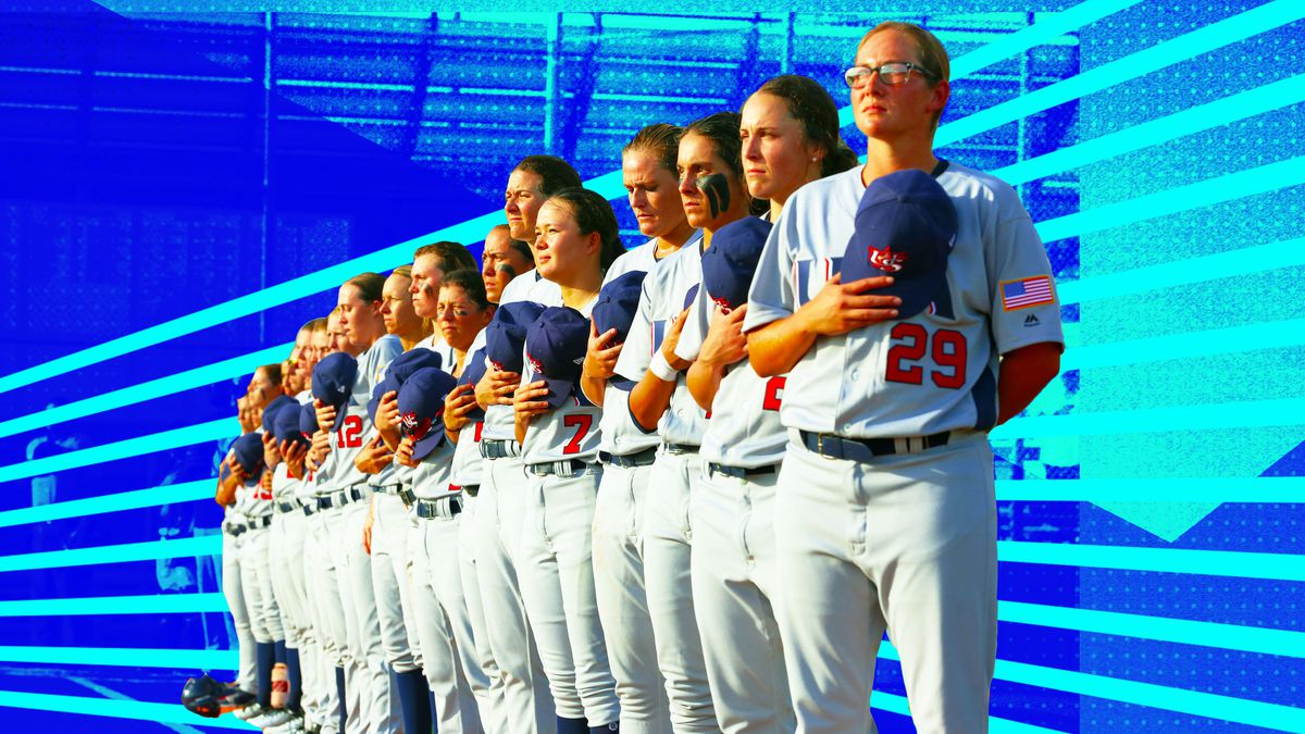 Team USA women's baseball players describe why America won't let