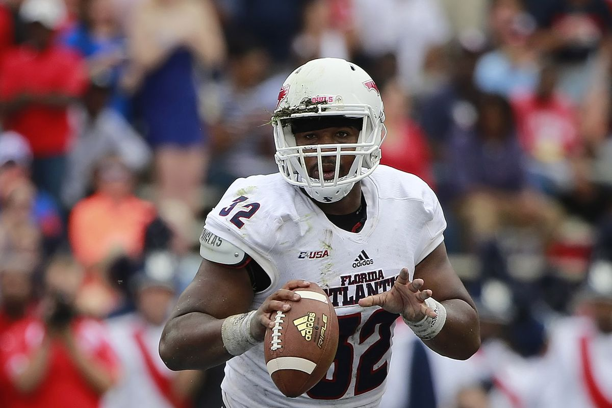 Johnson and FAU were close to making history. But close only counts in horseshoes and hand grenades.