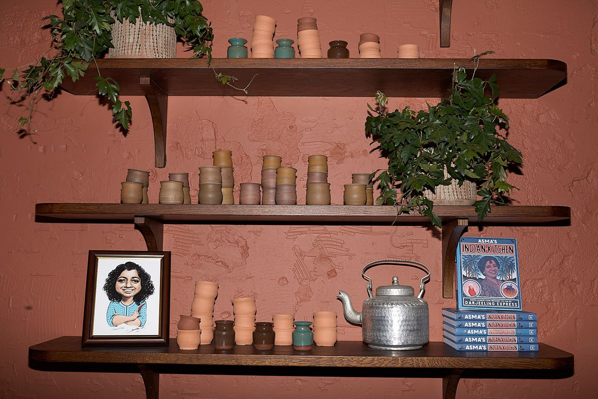 Darjeeling Express, Asma Khan's new restaurant in Covent Garden