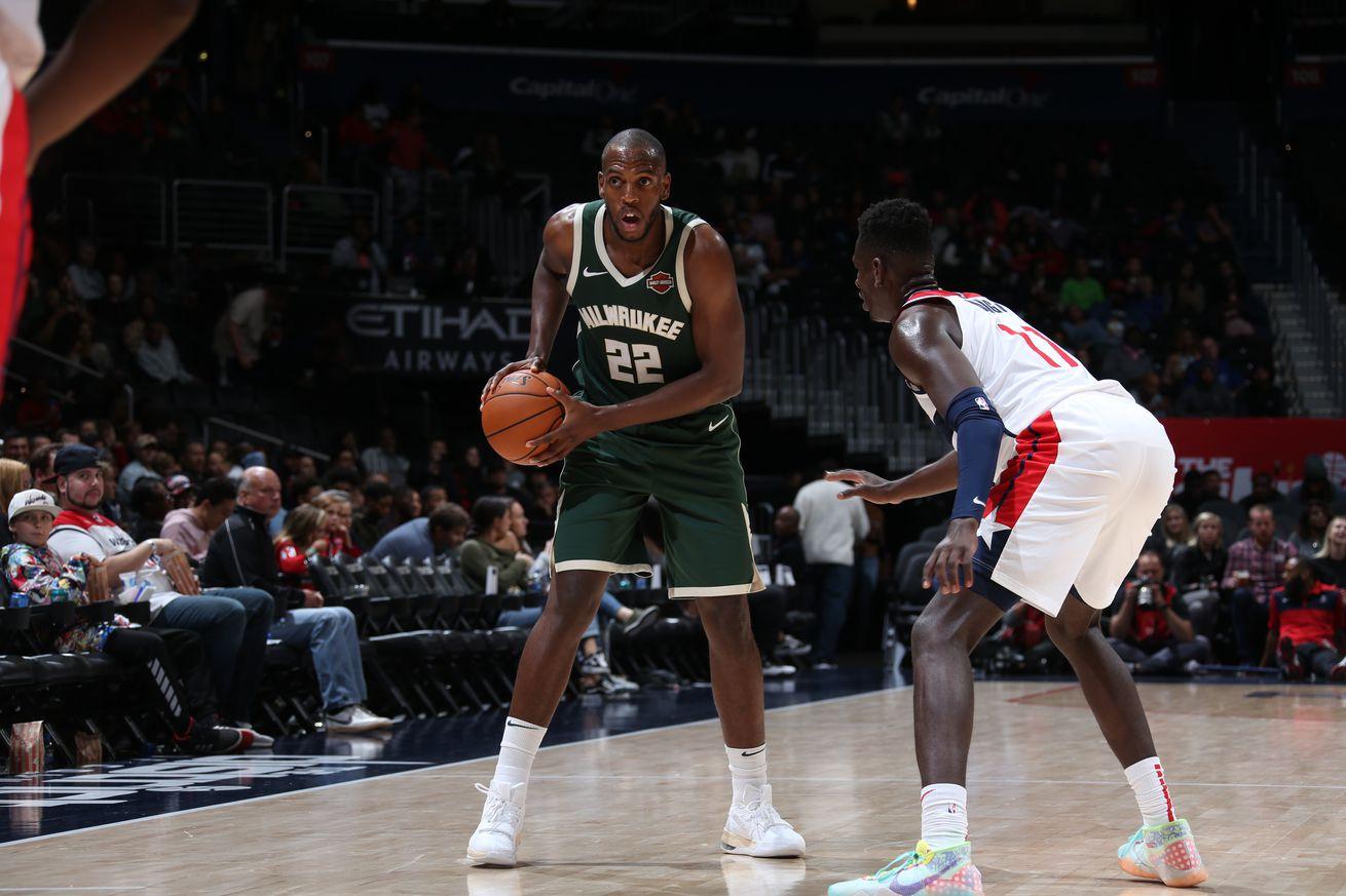 Rapid Recap: Bucks 115, Wizards 108