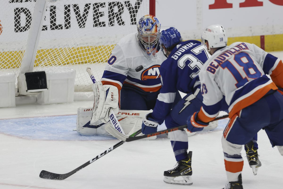 NHL: JUN 15 Stanley Cup Playoffs Semifinals - Islanders at Lightning