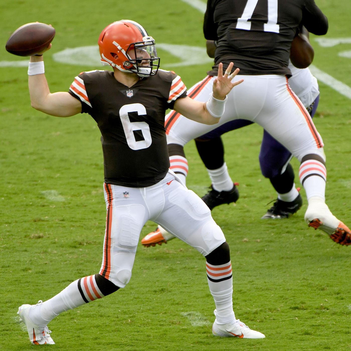 Ravens At Browns They Re Not The Week 1 Browns Baltimore Beatdown