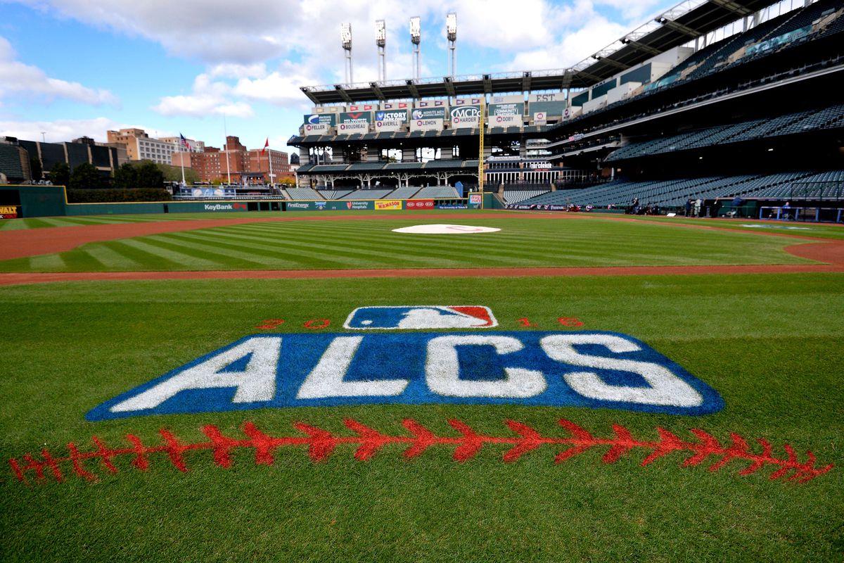 MLB: ALCS-Workouts
