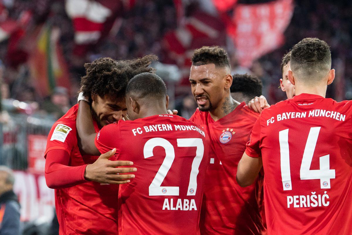 Bayern Munich - VfL Wolfsburg