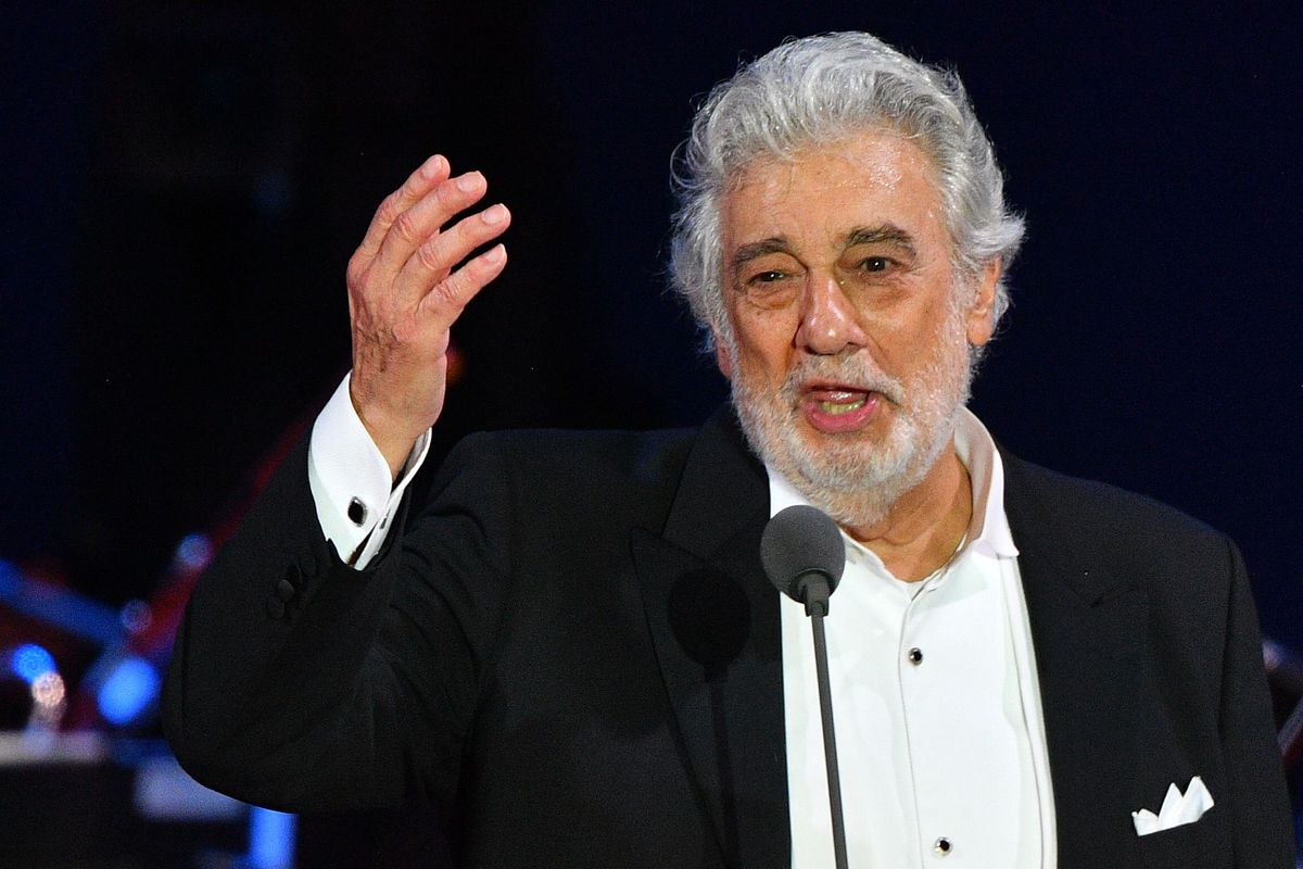 Placido Domingo resigns as general director of Los Angeles Opera following sexual harassment allegations