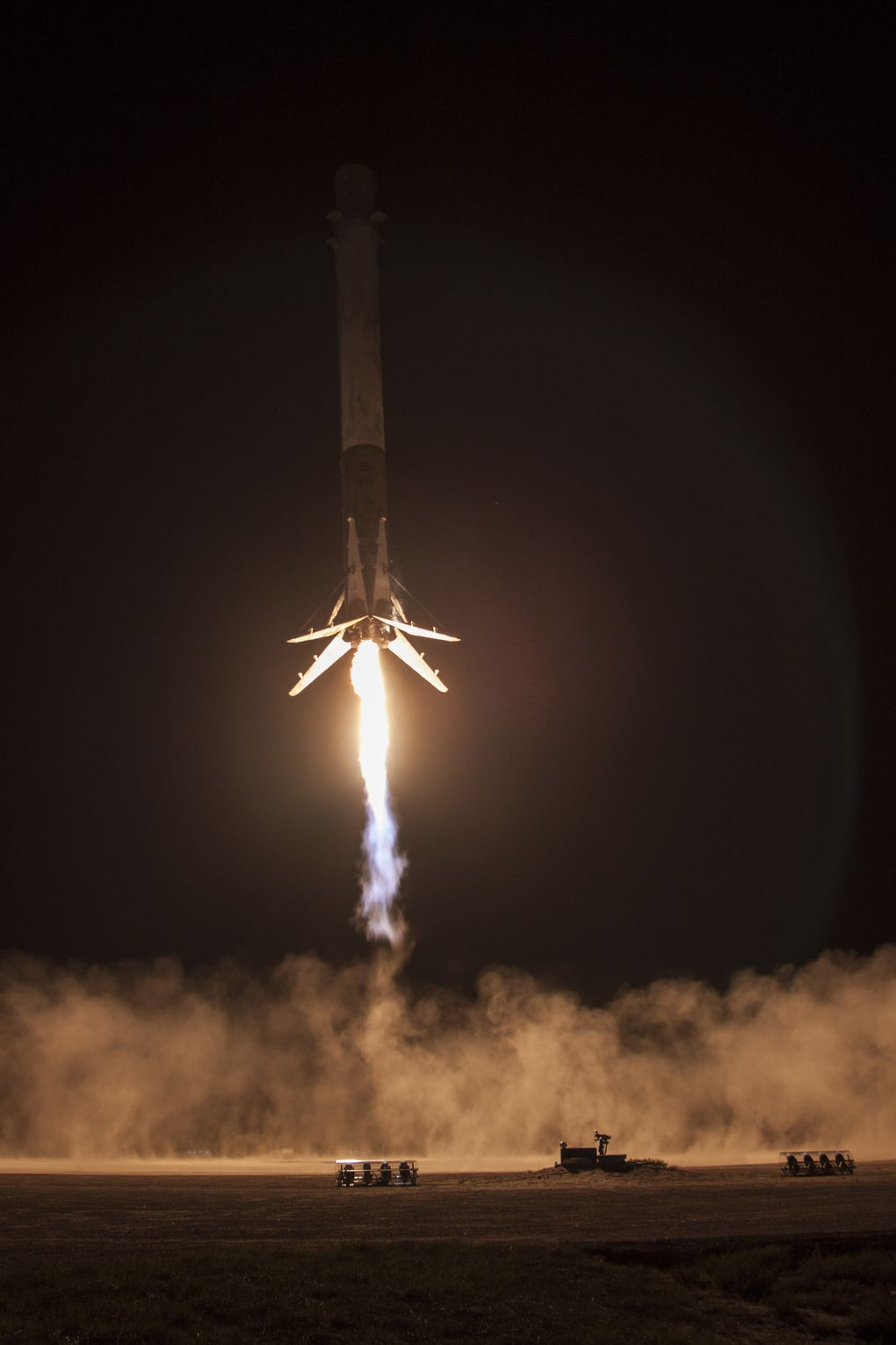 These Are The Spectacular Photos From Last Night S Spacex