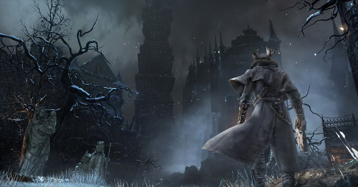 Bloodborne hack lets you play as the enemies, might work on Sekiro
