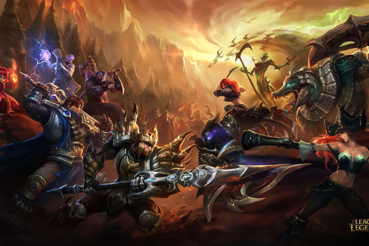 League of Legends now boasts over 100 million monthly active players