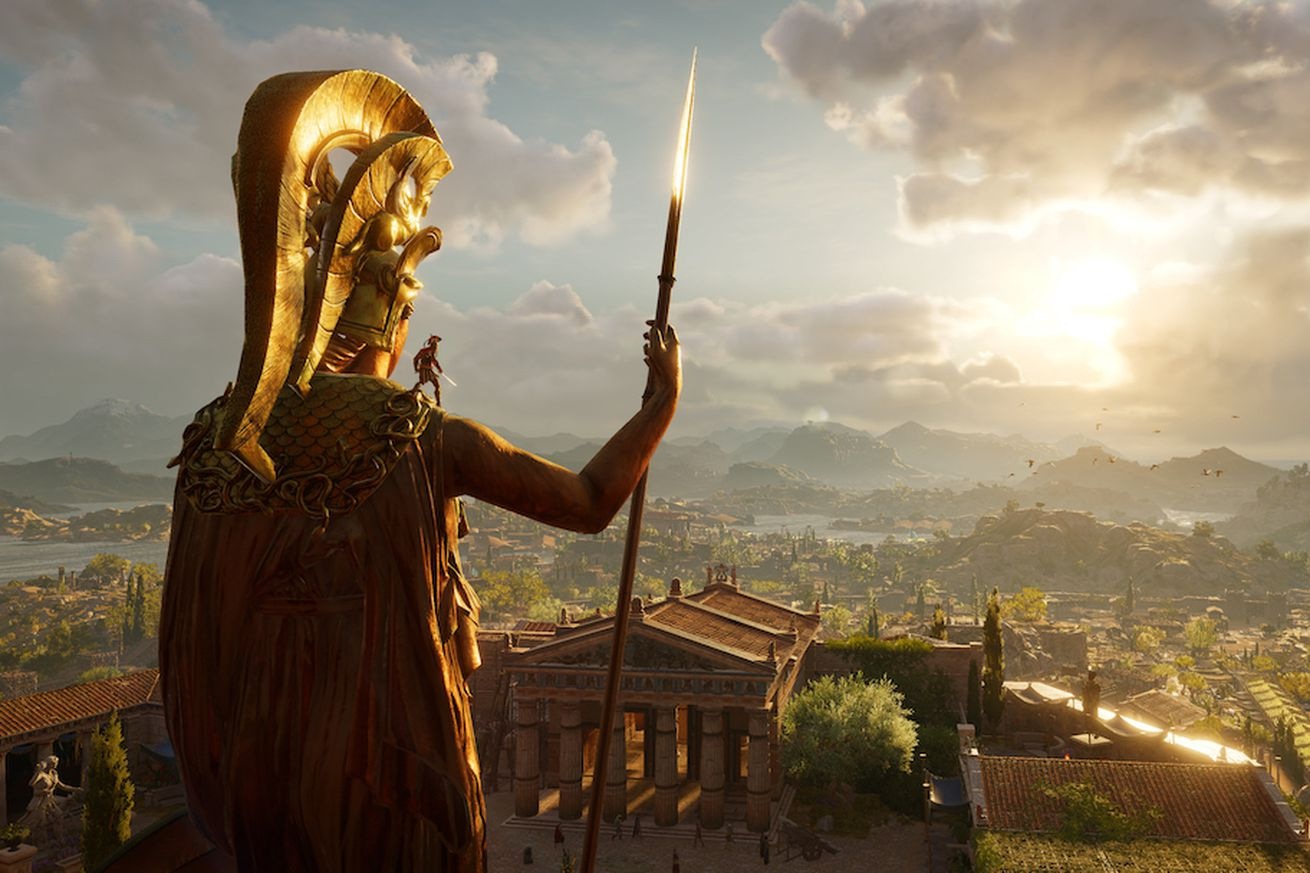 google is giving away assassin s creed origins for free if you demo project stream