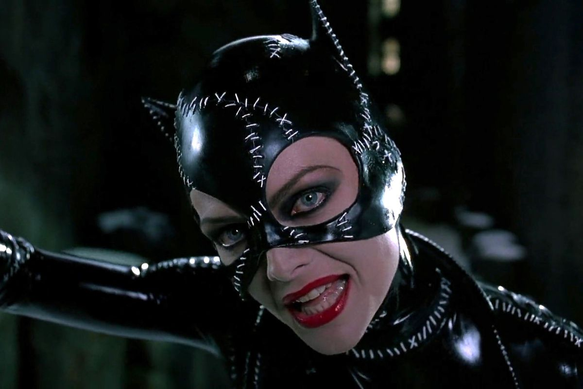 Halle Berry was elected the very best Catwoman actress