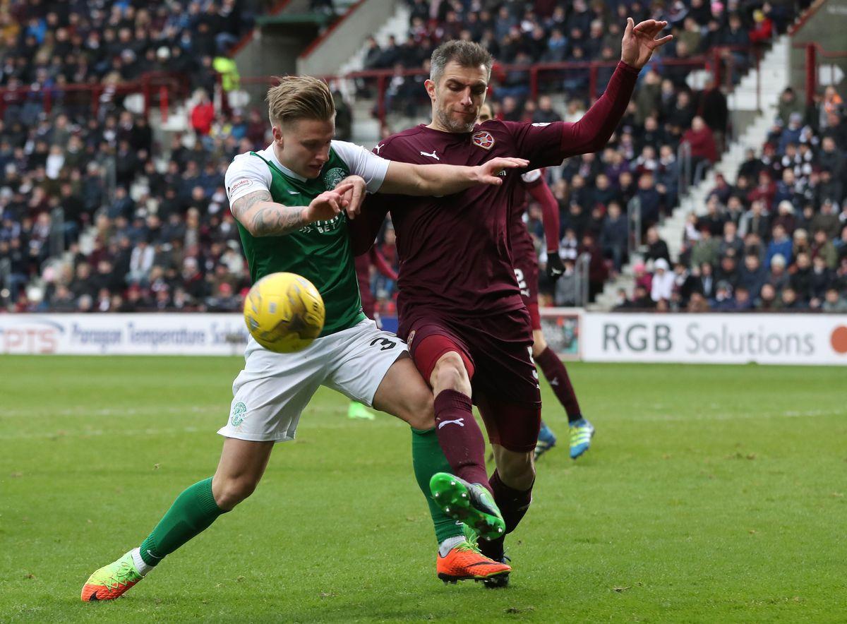 Heart of Midlothian v Hibernian - Scottish Cup Fifth Round