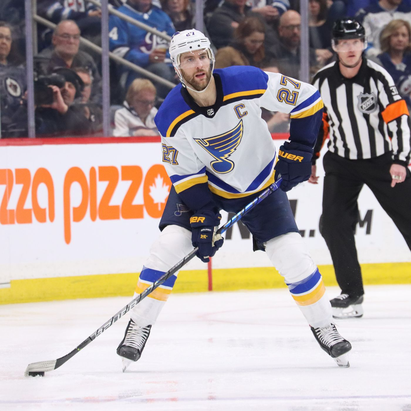 How Alex Pietrangelo Compares To The League S Best And Why He Needs A Norris St Louis Game Time