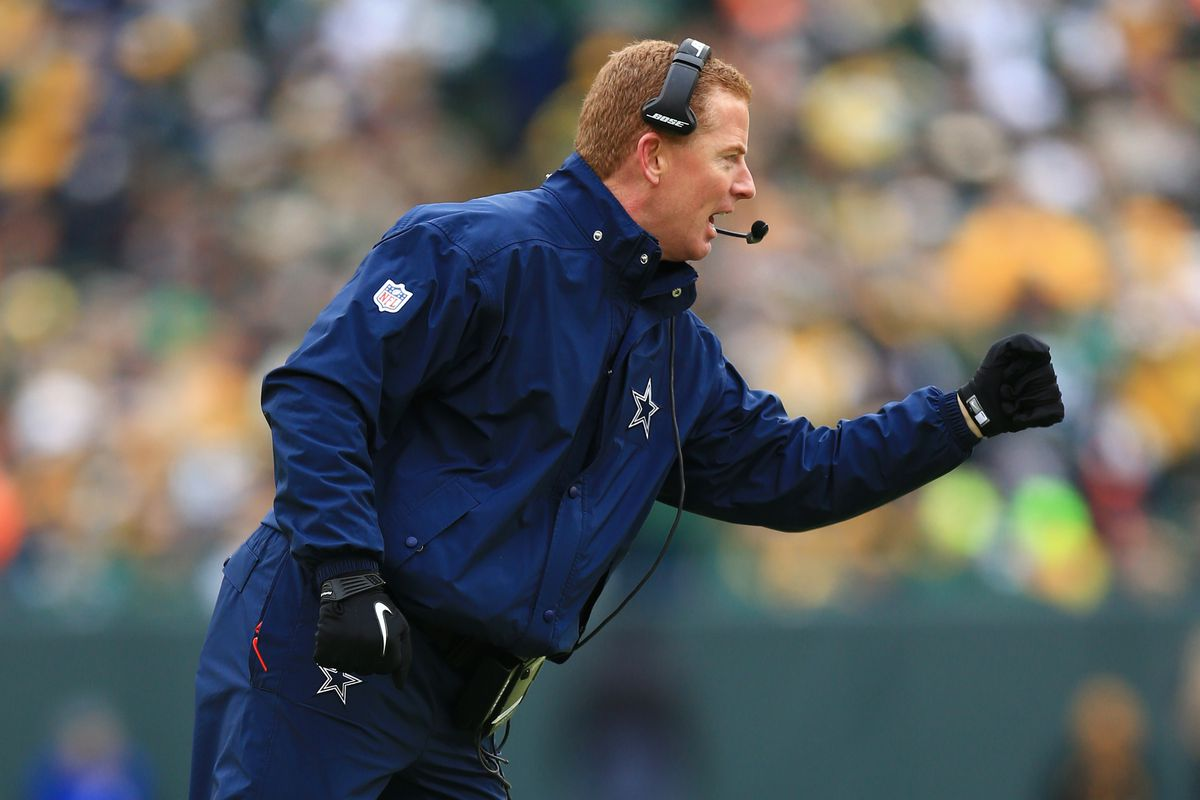 Get used to this man being on the sidelines for Dallas.