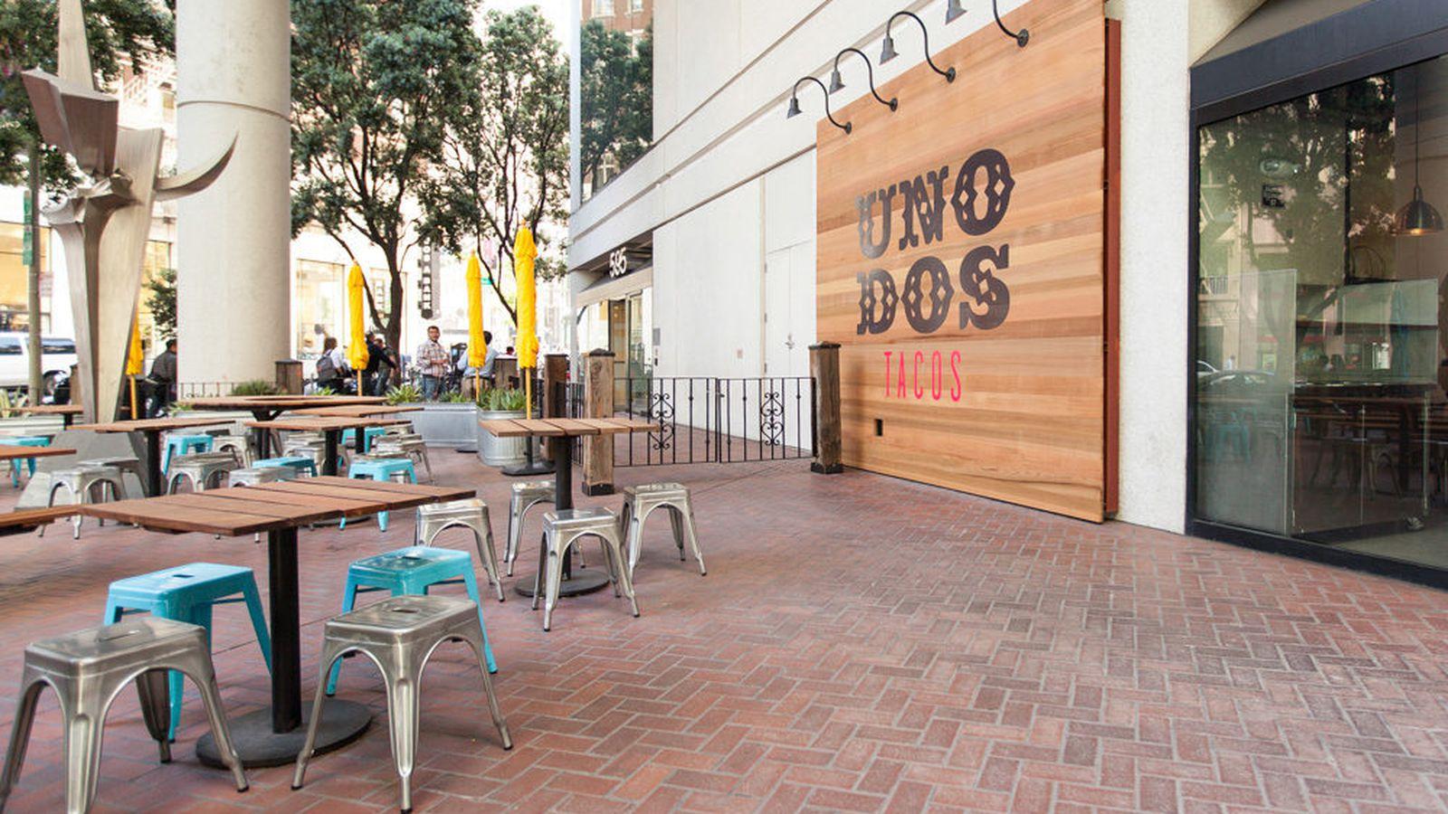 Meet Uno Dos Tacos, A Massive Downtown Taqueria