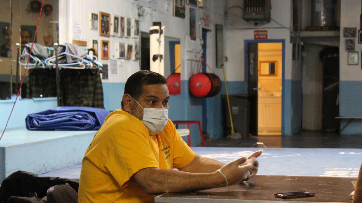 South Bronx community leader Fernando Laspina Franco lost a dozen cousins to COVID-19.