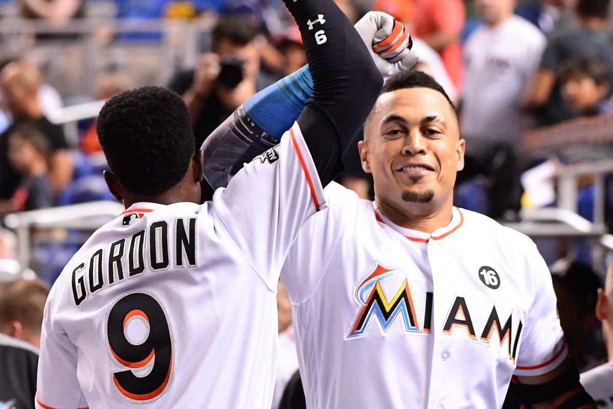 new arrival f06f9 4eec3 Trading Giancarlo Stanton isn't the end of the Marlins ...