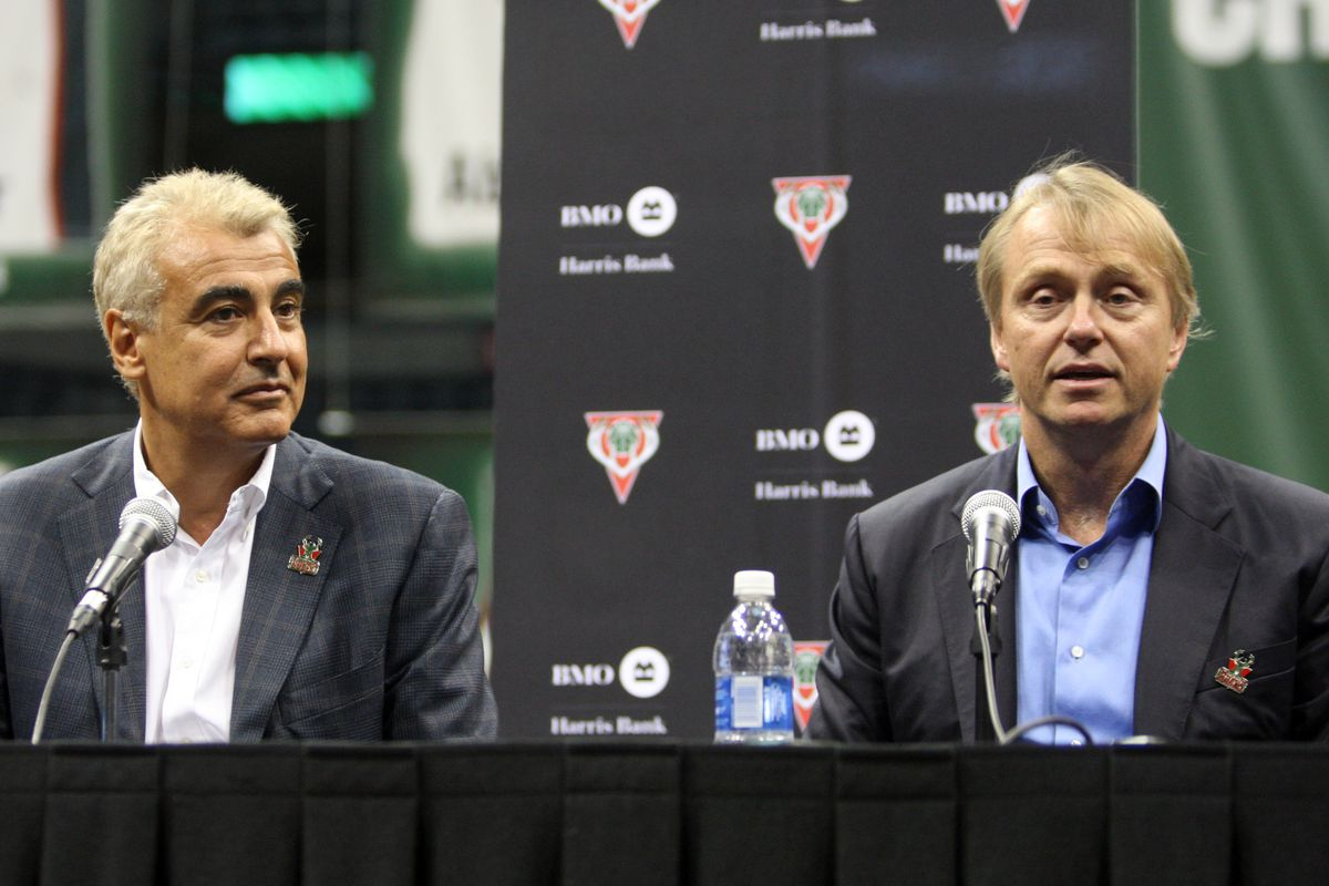 Marc Lasry and Wes Edens