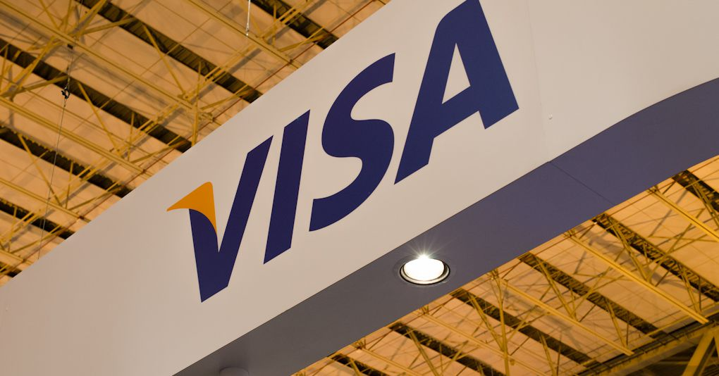 Visa joins other major US credit card companies in getting rid of signatures