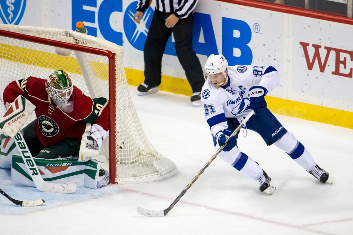 wild @ lightning: game preview, tv broadcast schedule, start time