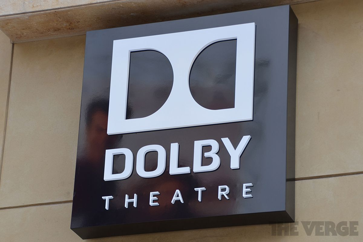 Dolby Theatre logo