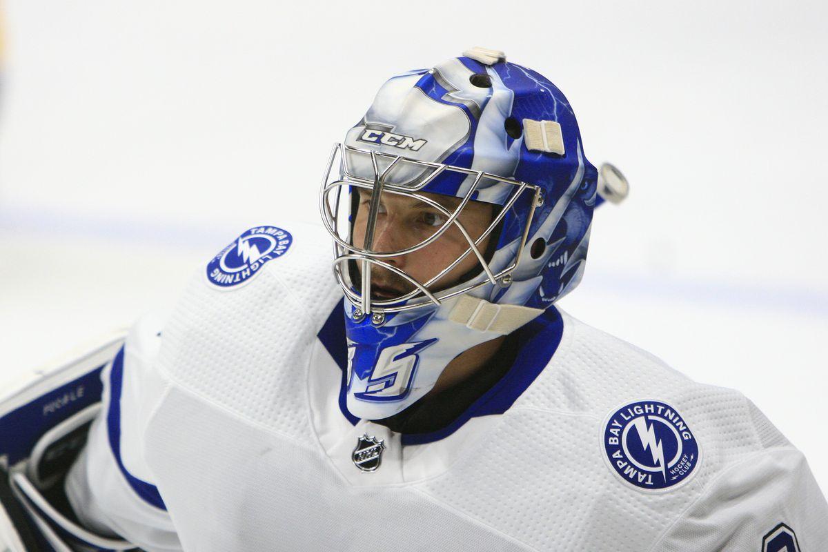 NHL: SEP 21 Preseason - Lightning at Predators