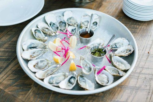 Oyster at ATWater