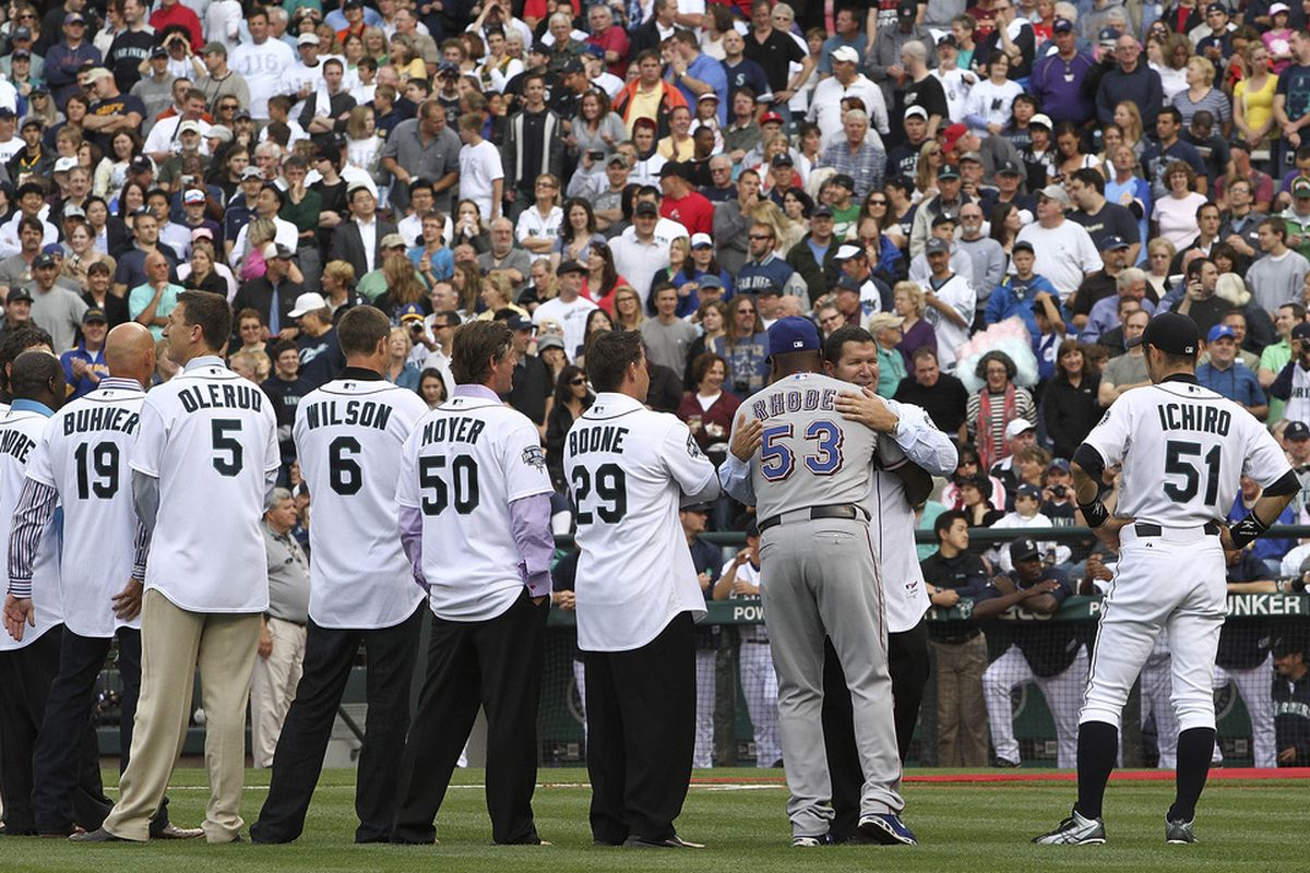 but Edgar Martinez was awesome