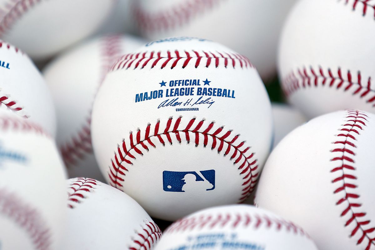 This is the baseball