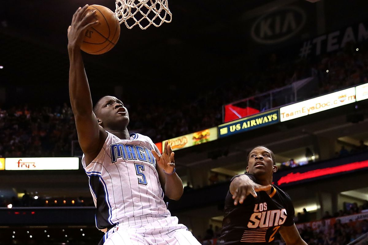 Victor Oladipo and Eric Bledsoe