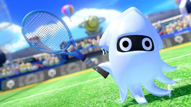 Blooper in <em>Mario Tennis Aces</em>