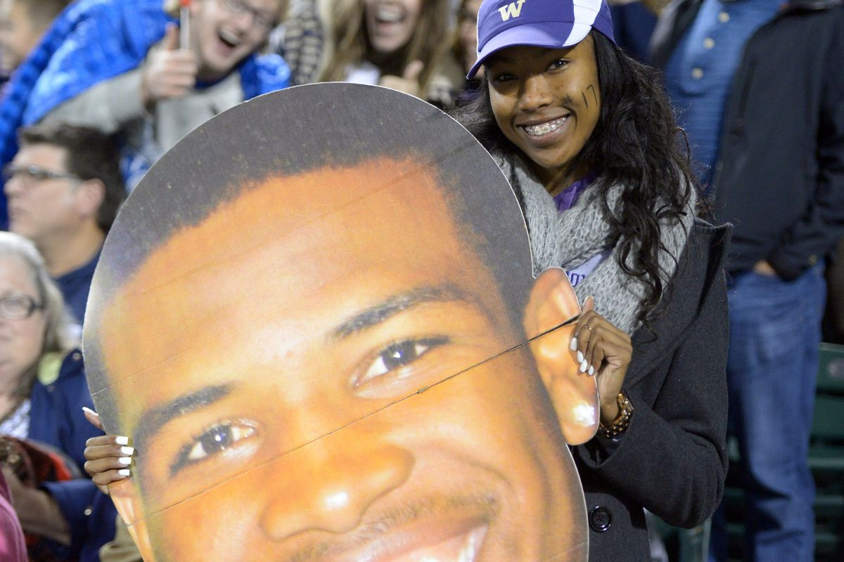 Huskies fans are all smiles with the news of a finish in the top 25.