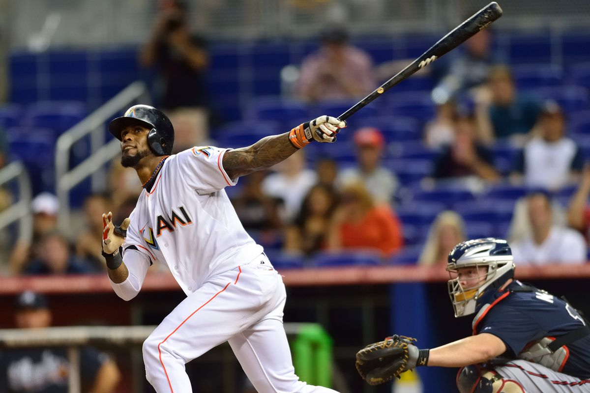 How did Jose Reyes and the rest of the Miami Marlins' trade package to the Toronto Blue Jays get beat by R.A. Dickey?