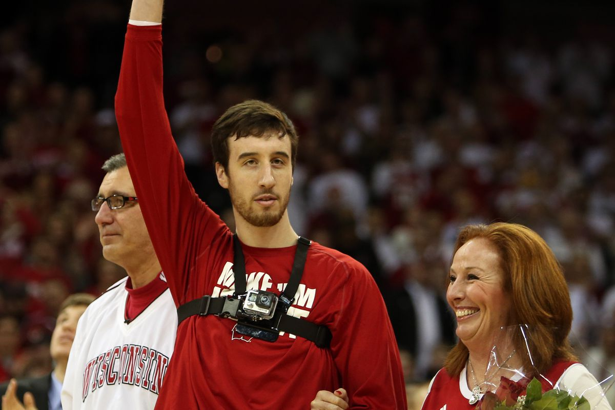 """""""I know how to catch a llama in Madison."""" -- Detective Frank Kaminsky, maybe"""