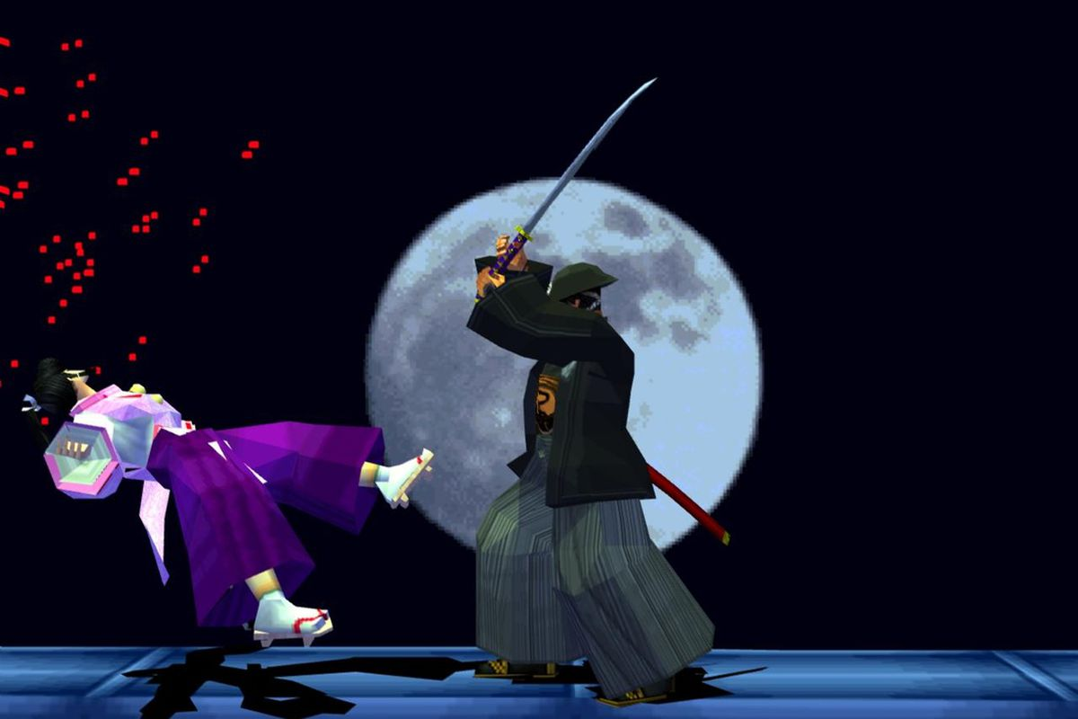 From Jumping Flash To Bushido Blade The Games That Would Get An E3