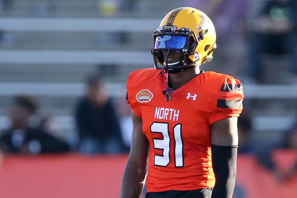 Eric Murray is the safe pick at CB for the Patriots, but he also has upside.