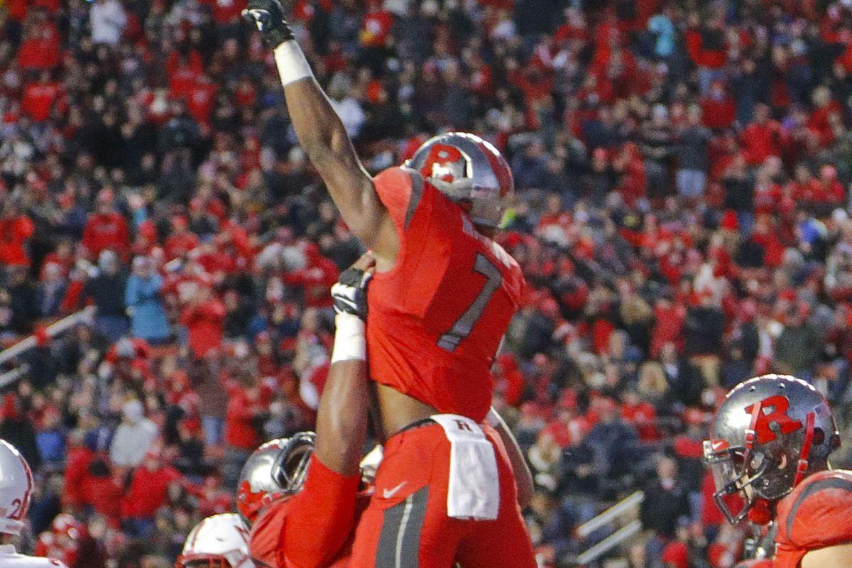 NCAA Football: Nebraska at Rutgers
