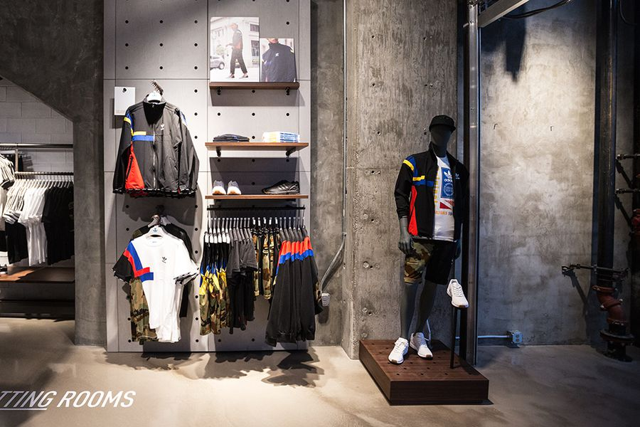 Adidas Originals S Renovated Melrose Shop Is Filled With