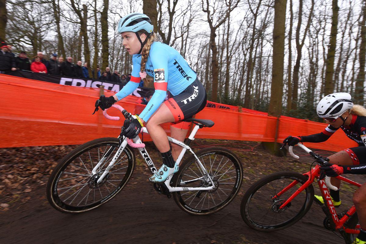 Cyclocross: 30th WC GP Adrie Van der Poel Hoogerheide 2018 / Women