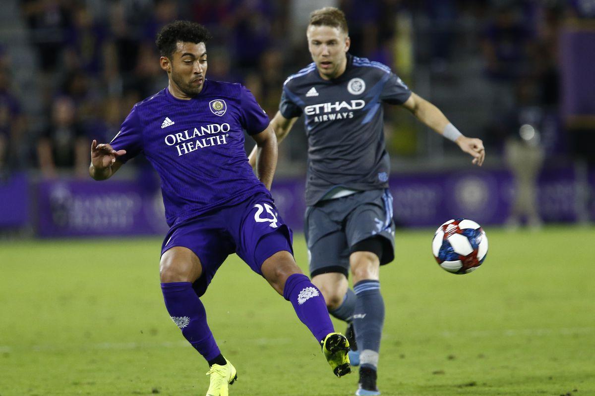 MLS: Orlando City Invitational-New York City FC at Orlando City SC