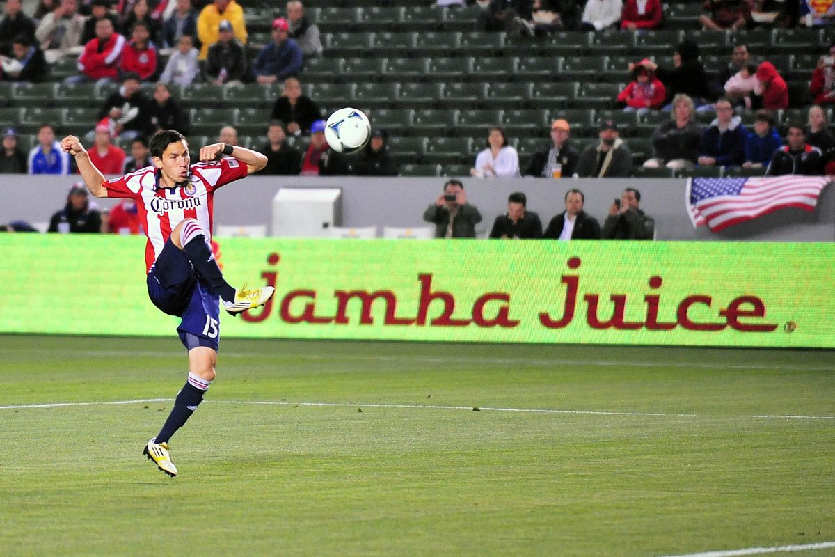 Avila: Got the crucial winner for Chivas