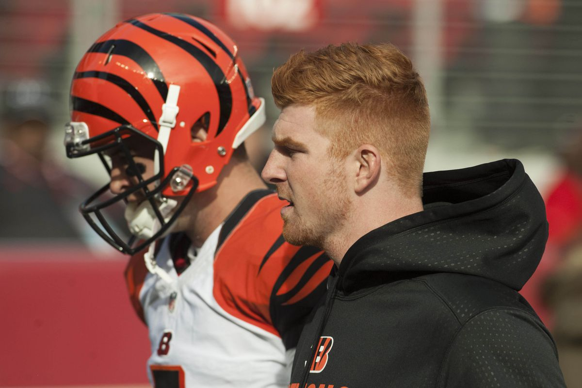 b8953e7f0 Bengals vs Steelers: Andy Dalton's recovery remains the great unknown