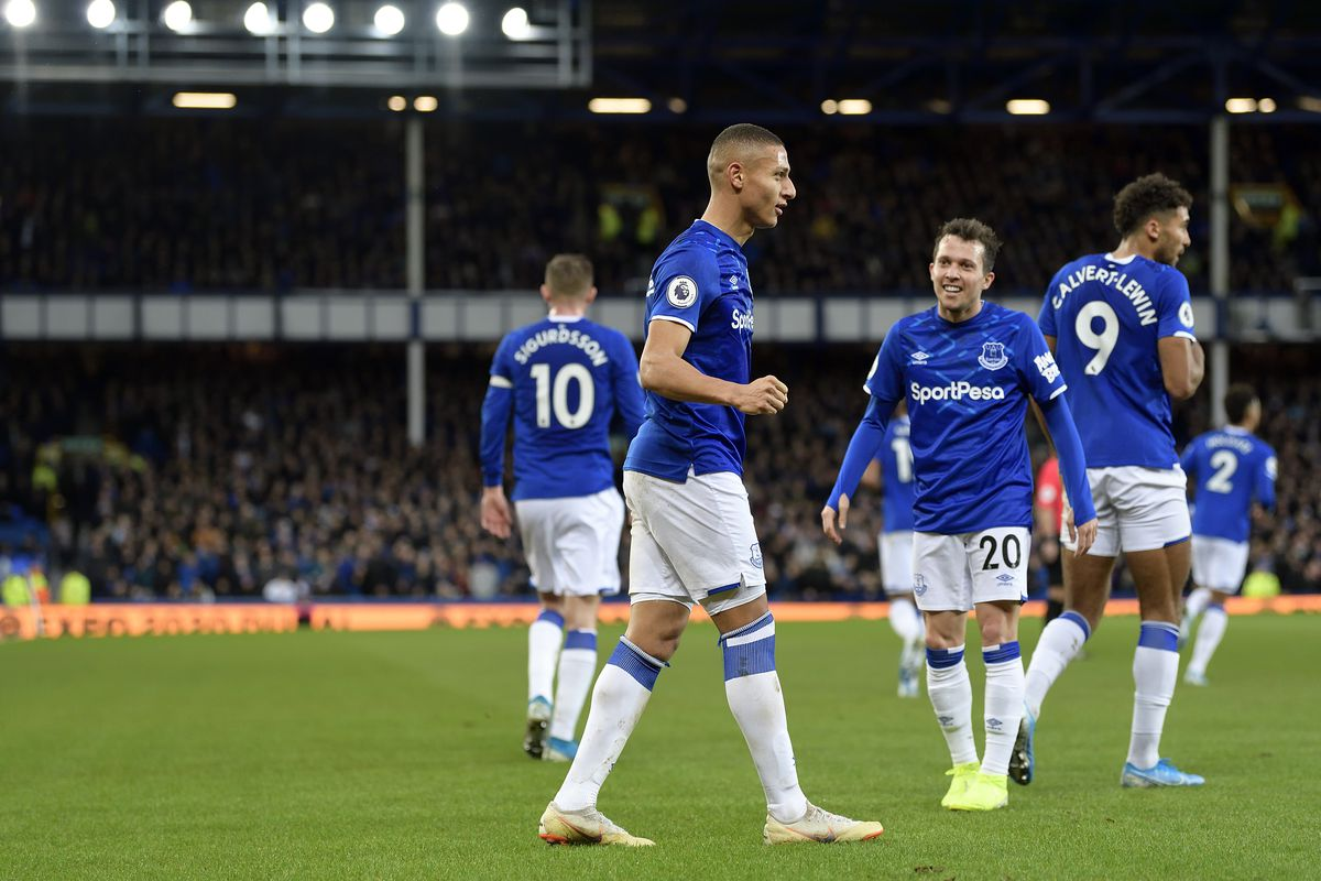 Everton Vs Brighton Player Grades Poll Man Of The Match Royal Blue Mersey