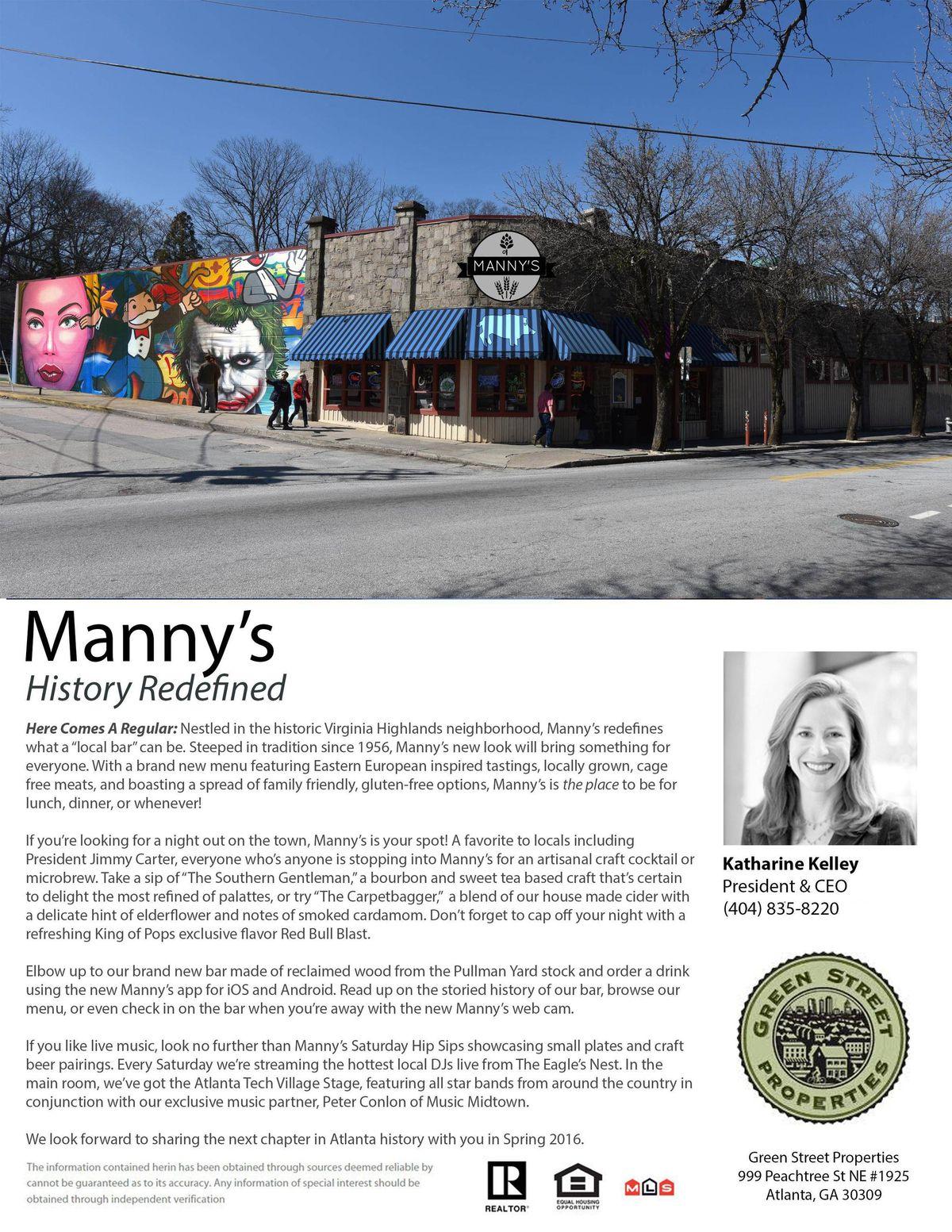 Manny's Tavern